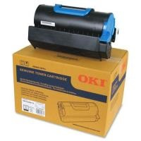 45460501 Toner Cartridge - Okidata Genuine OEM (Black)