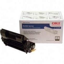 52116001 Toner Cartridge - Okidata Genuine OEM (Black)