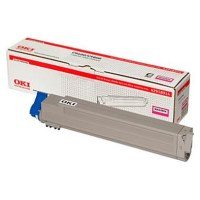 52120602 Toner Cartridge - Okidata Genuine OEM (Magenta)