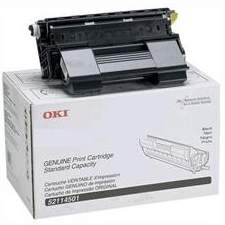 52123603 Toner Cartridge - Okidata Genuine OEM (Black)