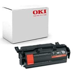 52124401 Toner Cartridge - Okidata Genuine OEM (Black)