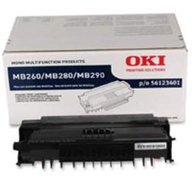 56123401 Toner Cartridge - Okidata Genuine OEM (Black)