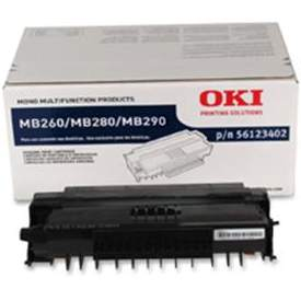 56123402 Toner Cartridge - Okidata Genuine OEM (Black)