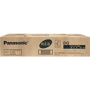 DQ-TU33G Toner Cartridge - Panasonic Genuine OEM (Black)