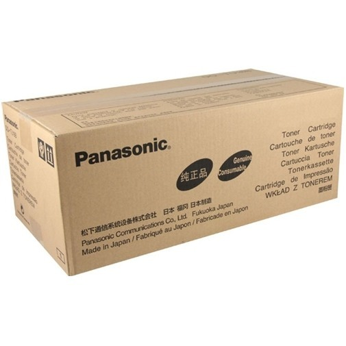 DQ-TUQ60 Toner Cartridge - Panasonic Genuine OEM (Black)