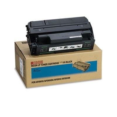 Ricoh 400759 Toner Cartridge - Ricoh Genuine OEM (Black)