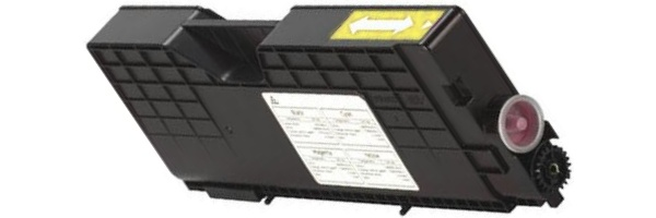 Ricoh 400981 Toner Cartridge - Ricoh Genuine OEM (Yellow)