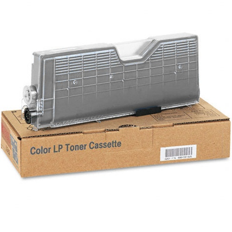Ricoh 402552 Toner Cartridge - Ricoh Genuine OEM (Black)