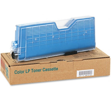 Ricoh 402553 Toner Cartridge - Ricoh Genuine OEM (Cyan)