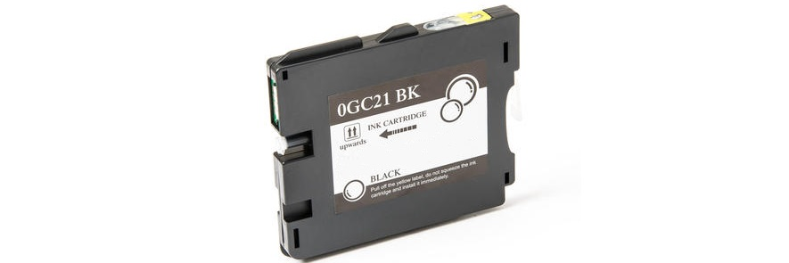 Ricoh 405533 Ink Cartridge - Ricoh Compatible (Cyan)