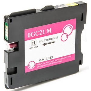 Ricoh 405534 Ink Cartridge - Ricoh Compatible (Magenta)