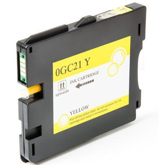 Ricoh 405535 Ink Cartridge - Ricoh Compatible (Yellow)