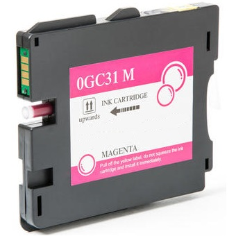 Ricoh 405690 Ink Cartridge - Ricoh Compatible (Magenta)