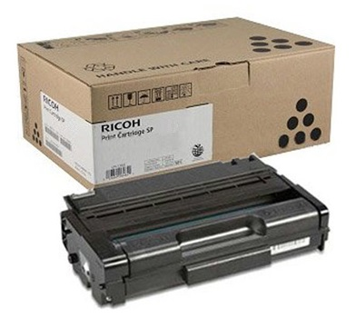 Ricoh 406464 Toner Cartridge - Ricoh Genuine OEM (Black)