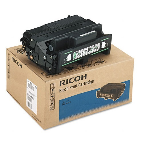 Ricoh 406683 Toner Cartridge - Ricoh Genuine OEM (Black)