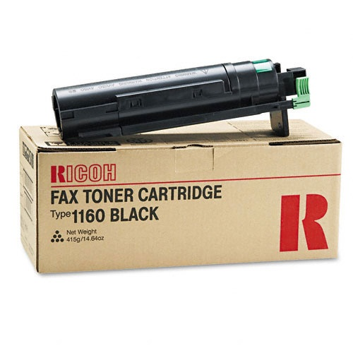 Ricoh 430347 Toner Cartridge - Ricoh Genuine OEM (Black)