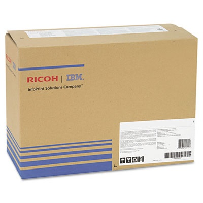Ricoh 820076 Toner Cartridge - Ricoh Genuine OEM (Black)