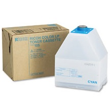 Ricoh 885375 Toner Cartridge - Ricoh Genuine OEM (Cyan)