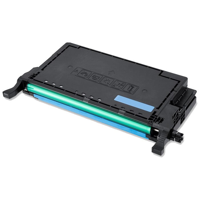 CLT-C609S Toner Cartridge - Samsung Remanufactured  (Cyan)