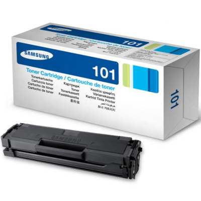 MLT-D101S Toner Cartridge - Samsung Genuine OEM  (Black)
