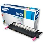 CLT-M409S Toner Cartridge - Samsung Genuine OEM (Magenta)