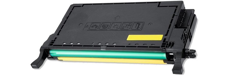 CLT-Y508L Toner Cartridge - Samsung Remanufactured (Yellow)