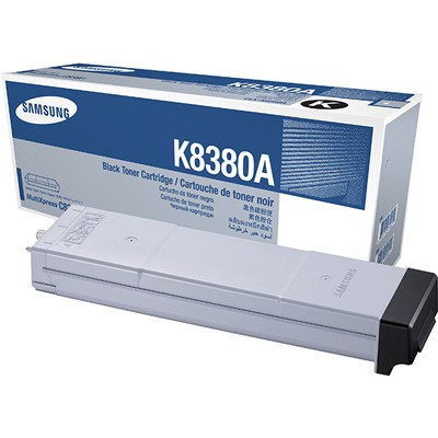 CLX-K8380A Toner Cartridge - Samsung Genuine OEM (Black)