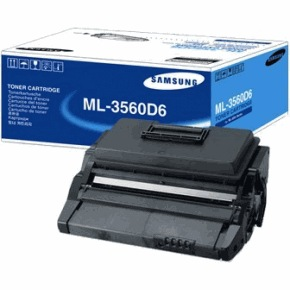 ML-3560D6 Toner Cartridge - Samsung Genuine OEM (Black)