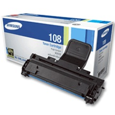 MLT-D108S Toner Cartridge - Samsung Genuine OEM (Black)