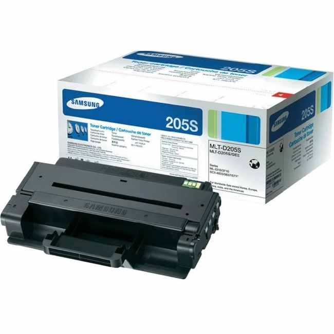 MLT-D205S Toner Cartridge - Samsung Genuine OEM (Black)