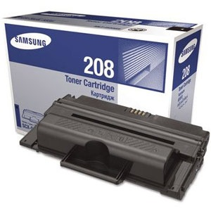 MLT-D208S Toner Cartridge - Samsung Genuine OEM (Black)
