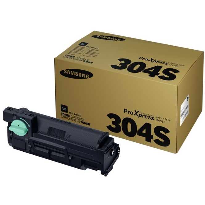 MLT-D304S Toner Cartridge - Samsung Genuine OEM (Black)