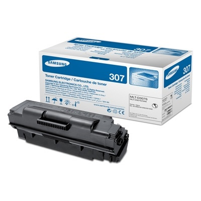 MLT-D307S Toner Cartridge - Samsung Genuine OEM (Black)