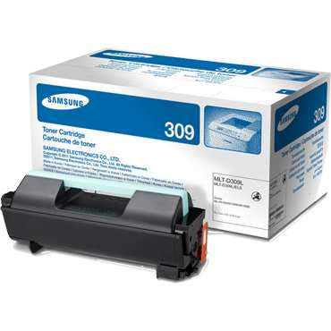 MLT-D309L Toner Cartridge - Samsung Genuine OEM (Black)