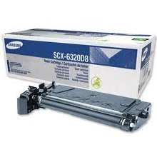 SCX-6320D8 Toner Cartridge - Samsung Genuine OEM (Black)