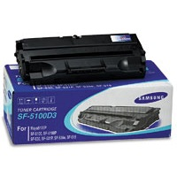 SF-5100D3 Toner Cartridge - Samsung Genuine OEM (Black)