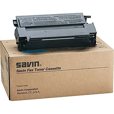 Savin 400759 Toner Cartridge - Savin Genuine OEM (Black)