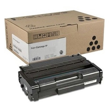 Savin 406464 Toner Cartridge - Savin Genuine OEM (Black)