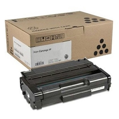 Savin 406465 Toner Cartridge - Savin Genuine OEM (Black)