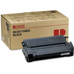 Savin 412672 Toner Cartridge - Savin Genuine OEM (Black)