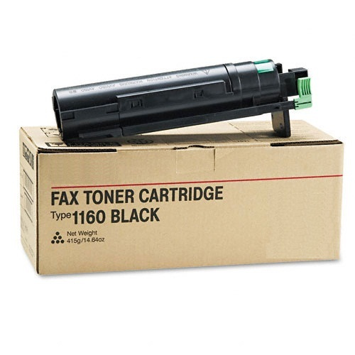 Savin 430347 Toner Cartridge - Savin Genuine OEM (Black)
