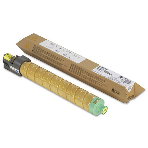 Savin 821027 Toner Cartridge - Savin Genuine OEM (Yellow)