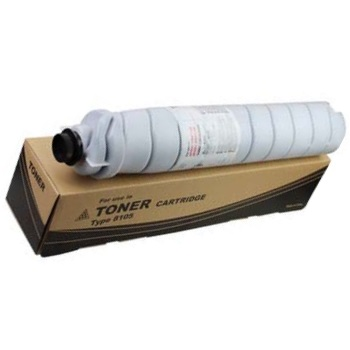 Savin 885340 Toner Cartridge - Savin Genuine OEM (Black)