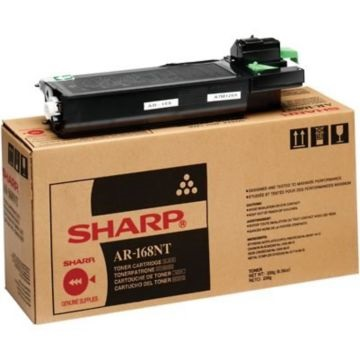AR-168NT Toner Cartridge - Sharp Genuine OEM (Black)