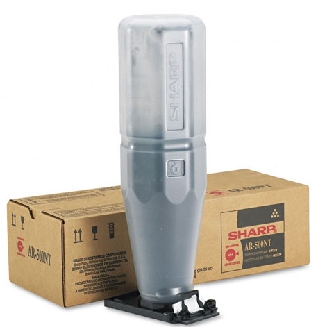 AR-500MT Toner Cartridge - Sharp Genuine OEM (Black)