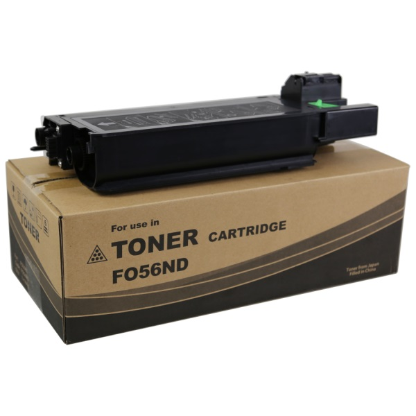 FO-56ND Toner Cartridge - Sharp Genuine OEM (Black)