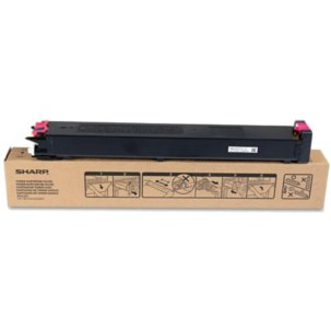 MX-27NTMA Toner Cartridge - Sharp Genuine OEM (Magenta)