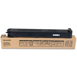 MX-45NTBA Toner Cartridge - Sharp Genuine OEM (Black)