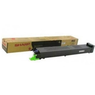 MX-51NTBA Toner Cartridge - Sharp Genuine OEM (Black)