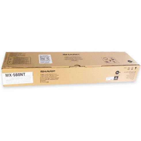 MX-560NT Toner Cartridge - Sharp Genuine OEM (Black)